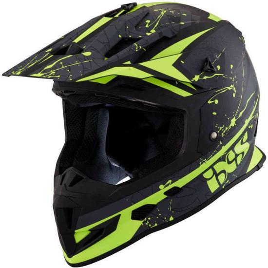 IXS 361 2.0 Motocross Helmet