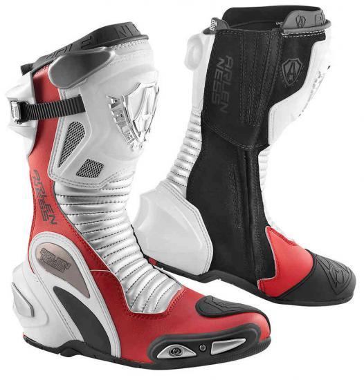 Arlen Ness Xaus Replica Motorcycle Boots