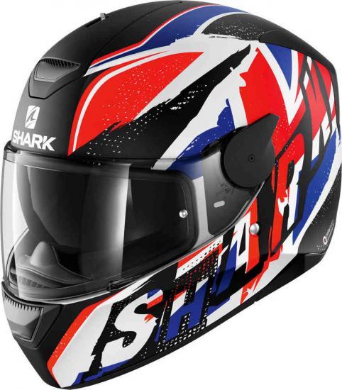 Shark D-Skwal Ujack Mat Helmet