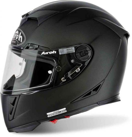 Airoh GP-500 Motorcycle Helmet Black Matt