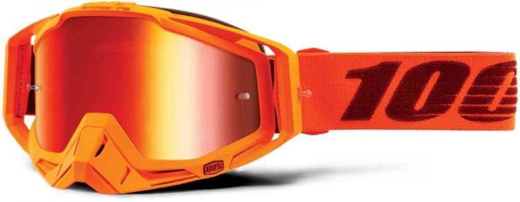 100% Racecraft Extra Menlo Motocross Goggles
