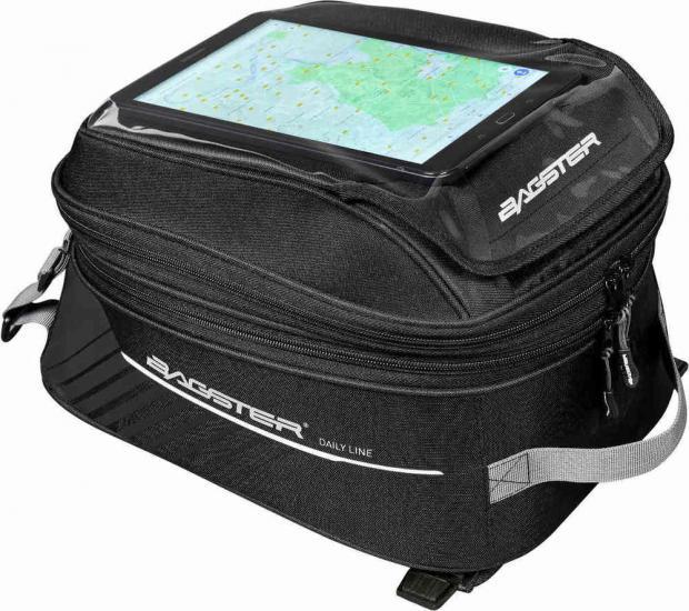 Bagster D-Line Imapct Magnetic Tankbag