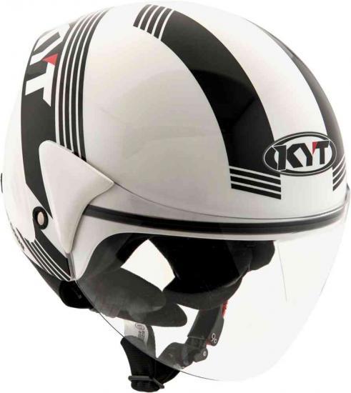 KYT Cougar Urban Code Jet Helmet