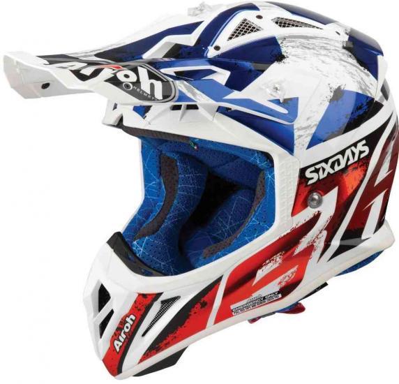 Airoh Aviator 2.3 Six Days 2019 Motocross Helmet