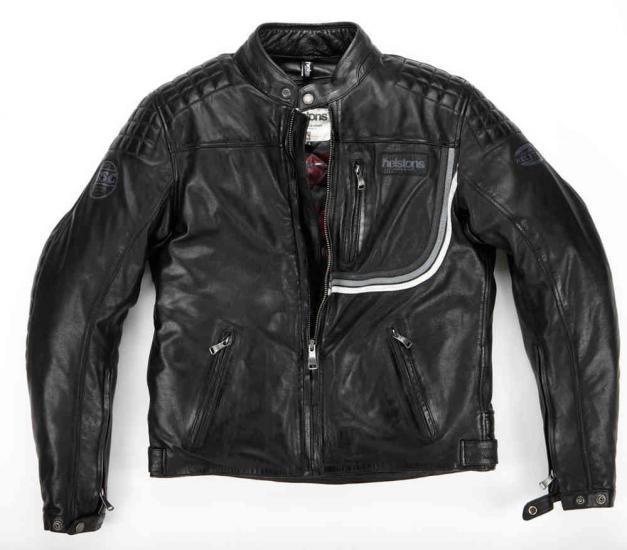 Helstons Sonny Leather Jacket