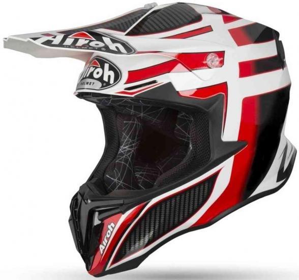 Airoh Twist Shading Motocross Helmet