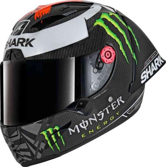Shark Race-R Pro GP Replica Lorenzo Winter Test Limited Edition Helmet