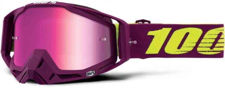 100% Racecraft Extra Klepto Motocross Goggles