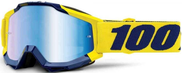 100% Accuri Supply Motocross Goggles