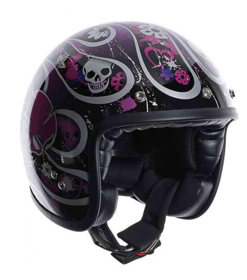 AGV RP60 Skully Jet Helmet