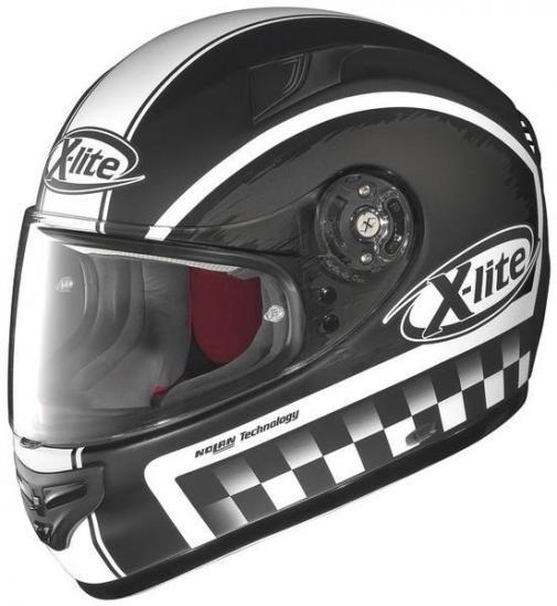X-Lite X-603 Ride N-Com Black Matt Helmet