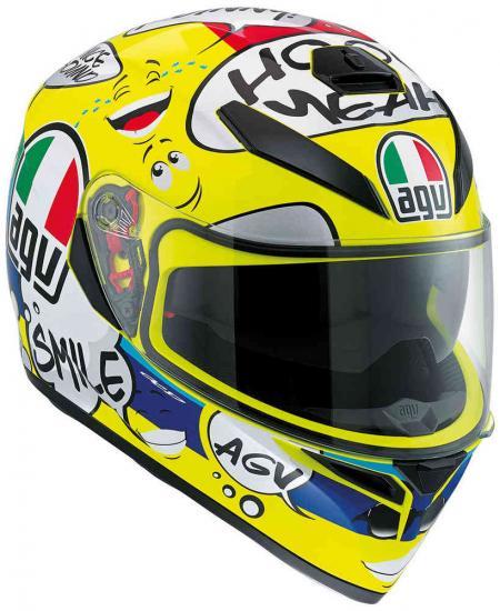 AGV K-3 SV Groovy Pinlock Helmet
