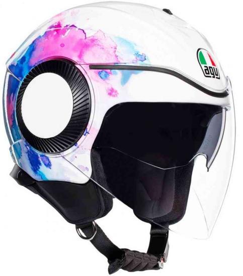 AGV Orbyt Mayfair Jet Helmet