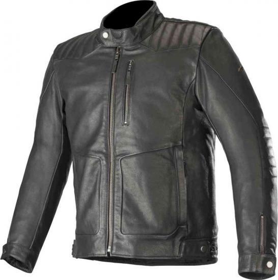 Alpinestars Crazy Eight Motorcycle Leather Jacket