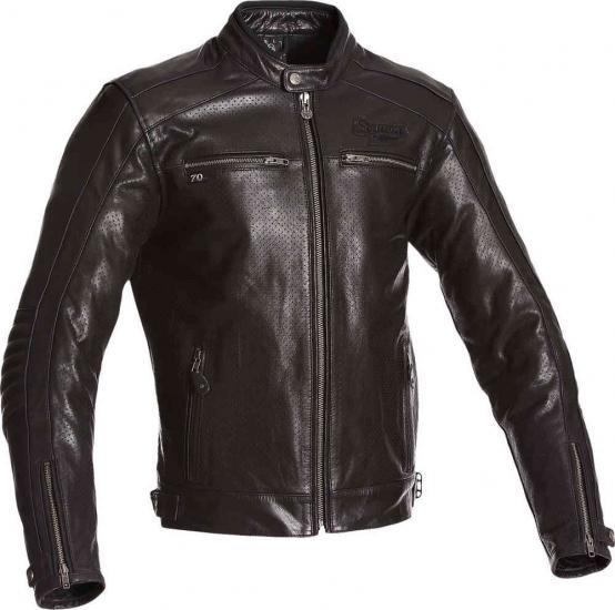 Segura Iron Motorcycle Leather Jacket