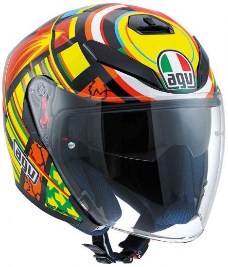 AGV K-5 Jet Elements Top Helmet