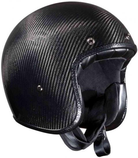 Bandit ECE Jet Carbon Helmet Black