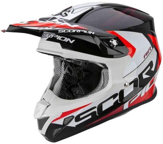 Scorpion VX-20 Air Tactik Cross Helmet