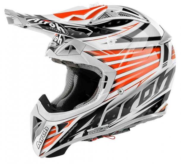 Airoh Aviator 2.1 Valor Motocross Helmet