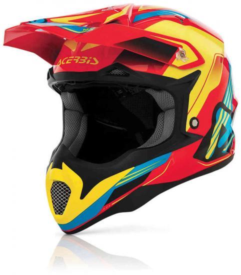 Acerbis Impact Kryptonite Motocross Helmet