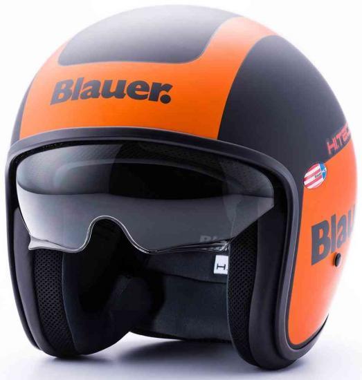 Blauer Pilot 1.1 Graphic G Jet Helmet