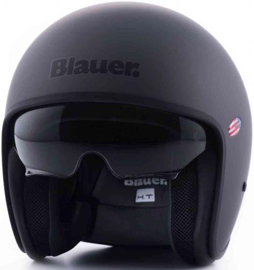 Blauer Pilot 1.1 Titanium Jet Helmet