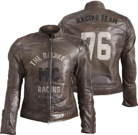 Rokker MC Leather Jacket