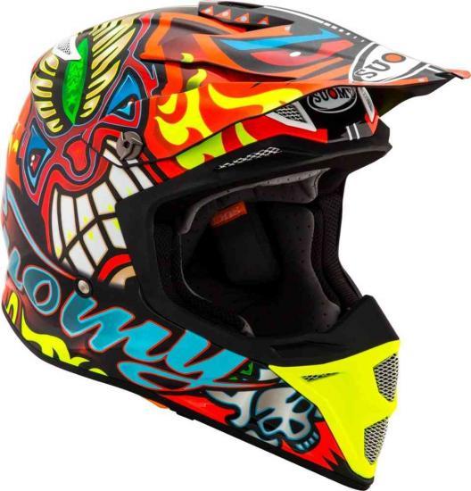 Suomy MX Speed Tribal MIPS Motocross Helmet