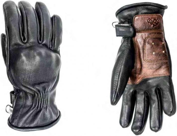 Helstons Ruby waterproof Winter Ladies Motorcycle Gloves