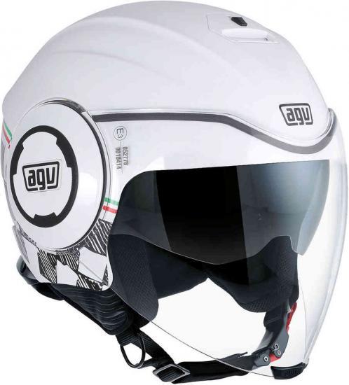AGV City Fluid Garda Jet Helmet