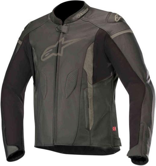 Alpinestars Faster Leather Jacket