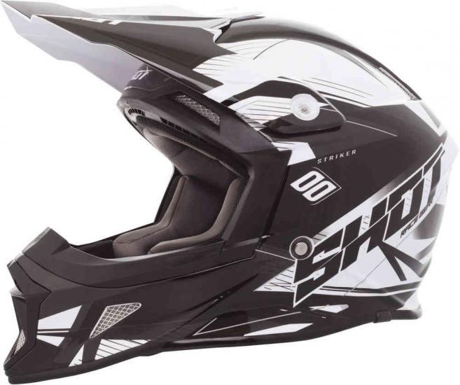 Shot Striker Side Helmet