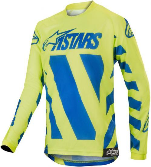 Alpinestars Racer Braap Motocross Youth Jersey
