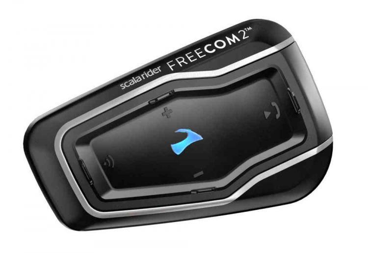 Cardo Scala Rider Freecom 2 Communication System Single Pack
