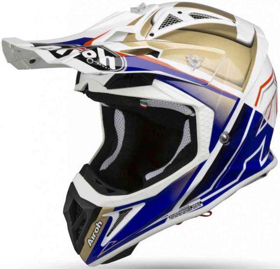 Airoh Aviator 2.2 Check Motocross Helmet