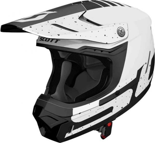 Scott 350 EVO Team ECE Motocross Helmet