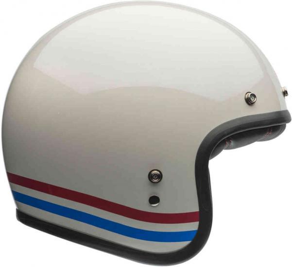 Bell Custom 500 DLX Stripes