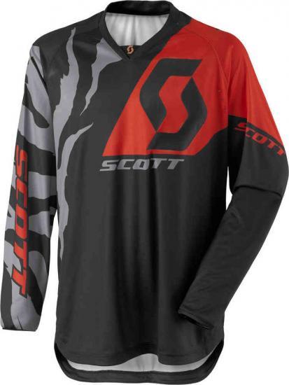 Scott 350 Race Kids Motocross Jersey