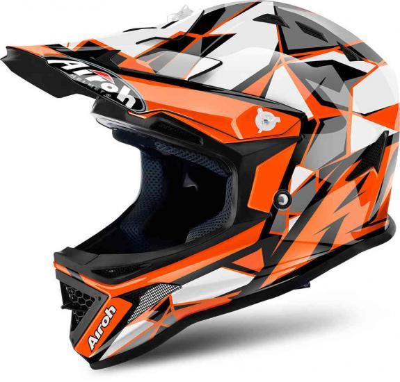 Airoh Archer Chief Kids Motocross Helmet