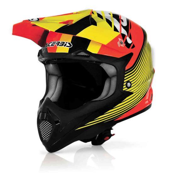 Acerbis Impact Wishmaster Motocross Helmet