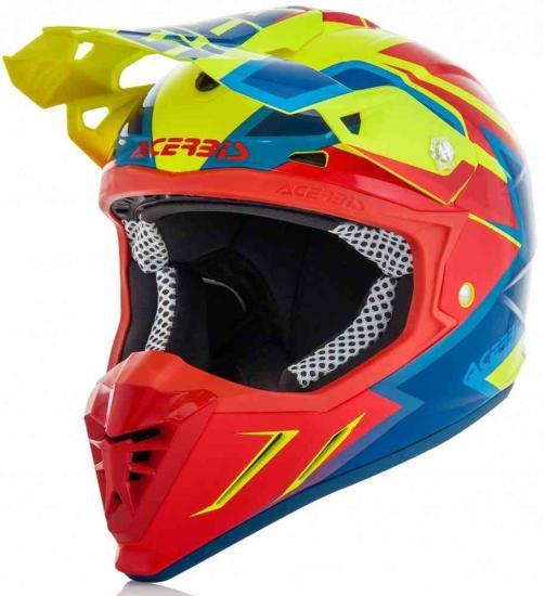 Acerbis Profile 3.0 S Motocross Helmet