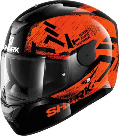 Shark D-Skwal Hiwo Helmet