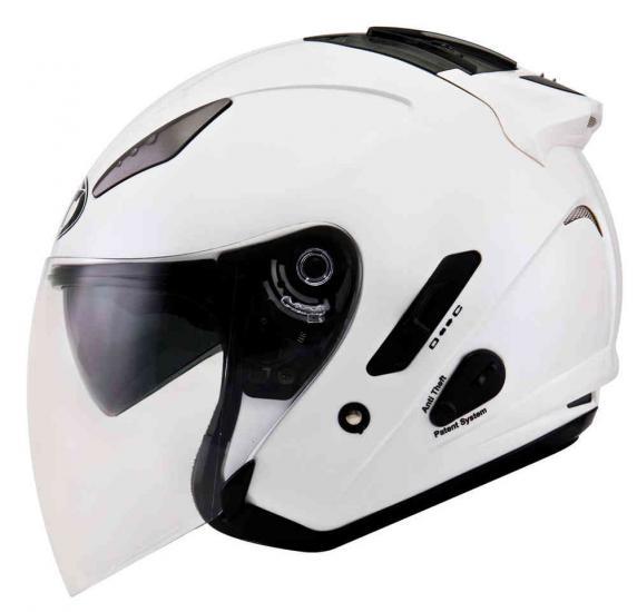 KYT Hellcat Jet Helmet