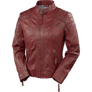 Cafe Racer Fashion III Ladies' leather jacket