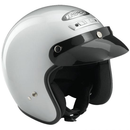 Rocc Classic Jet Helmet