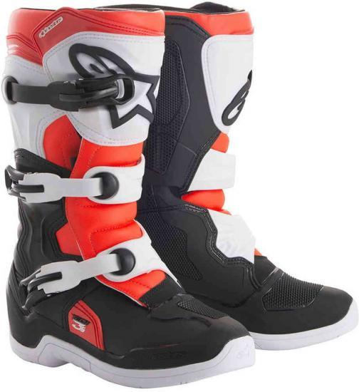 Alpinestars Tech 3S 2017 Kids Motocross Boots