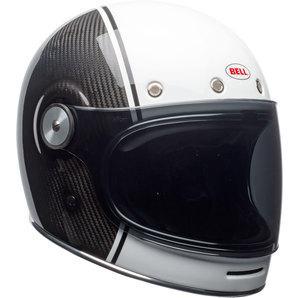 Bell Bullitt carbon Pierce black/white