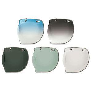 Bell Custom 500 3-Snap Bubble DLX Shield