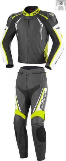 Büse Silverstone Pro Two Piece Ladies Leather Suit