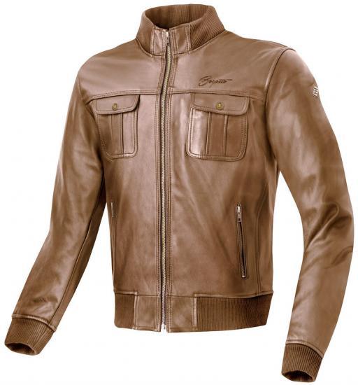 Bogotto Brooklyn Motorcycle Leather Jacket